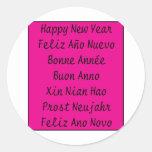 ** Happy New Year ** Stickers