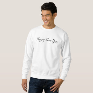 happy new year sweatshirt