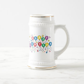 Happy New Year T-Shirts New Year's Beer Stein