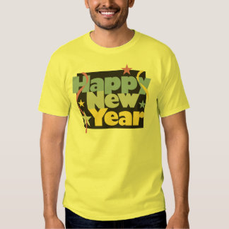 Happy New Year T-Shirts New Year's T-Shirt