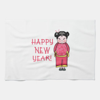 Happy New Year! Towels