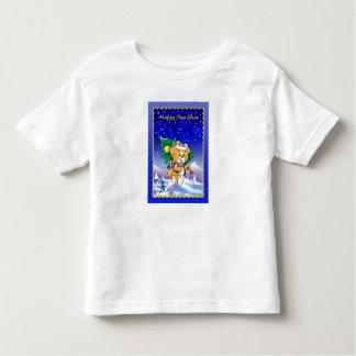 Happy New Year Teddy Bear T-shirts