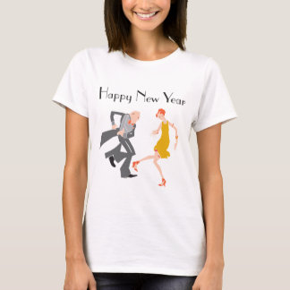 Happy New Year Tee Shirt