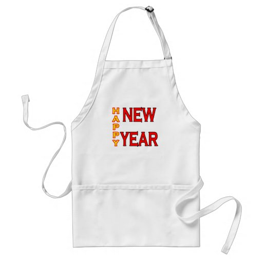 Happy New Year The MUSEUM Aprons