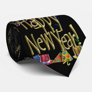 HAPPY NEW YEAR! TIE