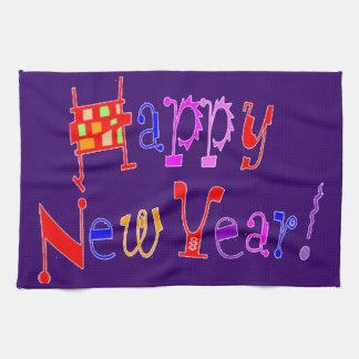 Happy New Year - Towel