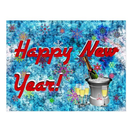 HAPPY NEW YEAR! V.10 ~ POST CARDS
