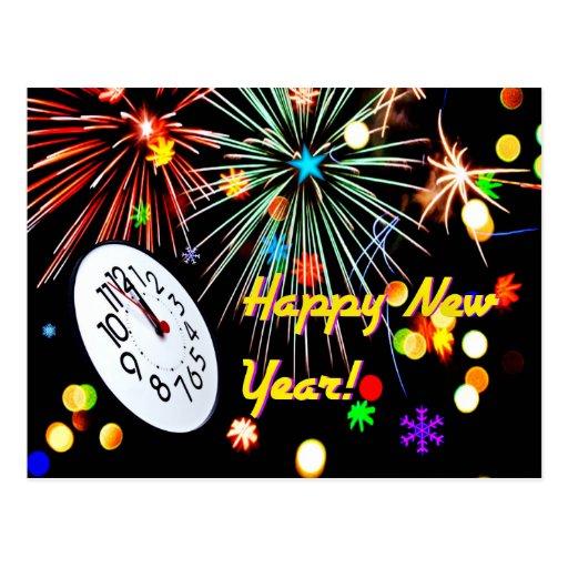 HAPPY NEW YEAR! V.11 ~ POST CARD