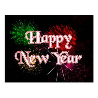 HAPPY NEW YEAR! v.4 ~ Postcards