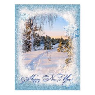 HAPPY NEW YEAR! V.8 ~ POSTCARD