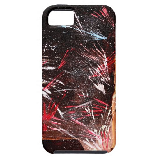 Happy New Year - with Fireworks in Munich iPhone 5 Cases