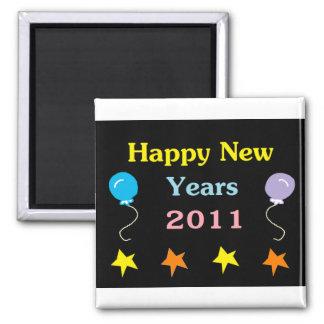 Happy New Years 2011 Magnet