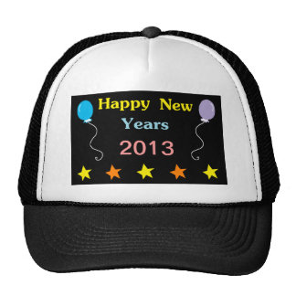 Happy New Years Cap