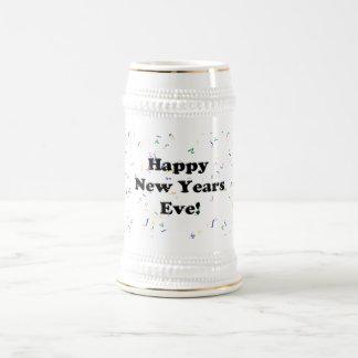 Happy New Year's Eve Coffee Mug