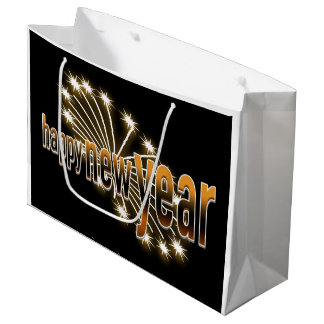 Happy New Years Large gift bag