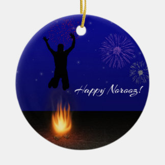 Happy Norooz Chahar-Shanbeh-Suri - Ornament