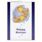 Happy Norooz Persian New Year Card
