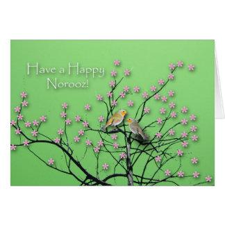 Happy Norooz Persian New Year Cards