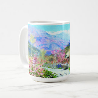 Happy Nowruz. Persian New Year Gift Mug
