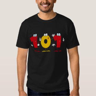 Happy Number 101 Tshirts