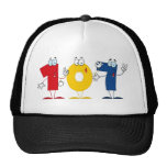 Happy Number 107 Hats