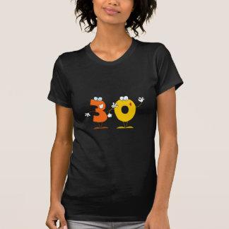 Happy Number 30 Tshirt