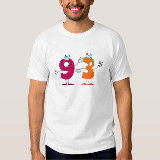 Happy Number 93 Shirts