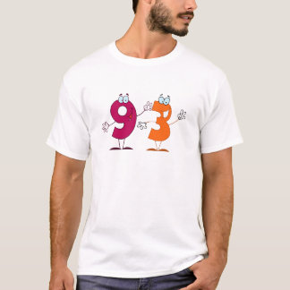 Happy Number 93 T-Shirt