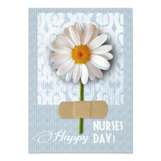 Happy Nurses Day. Customizable Greeting Cards 13 Cm X 18 Cm Invitation Card