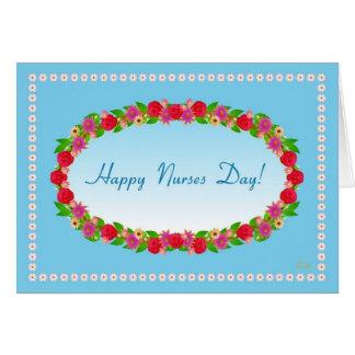 Happy Nurses Day! Greeting Card