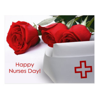 Happy Nurses Day Postcards