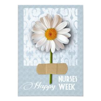 Happy Nurses Week. Customizable Greeting Cards 13 Cm X 18 Cm Invitation Card