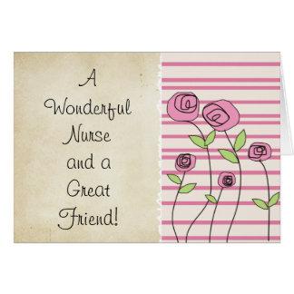 Happy Nurses Week Gifts Greeting Card