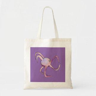 Happy Octopus Tote Bag