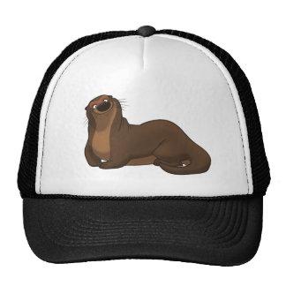 Happy Otter Hat