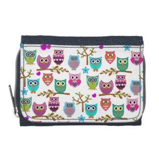 happy owls wallet