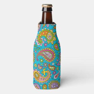 Happy Paisley Bottle Cooler
