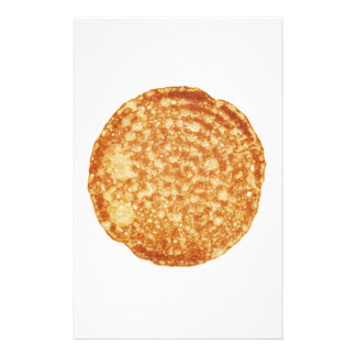 Happy Pancake Day! Customized Stationery