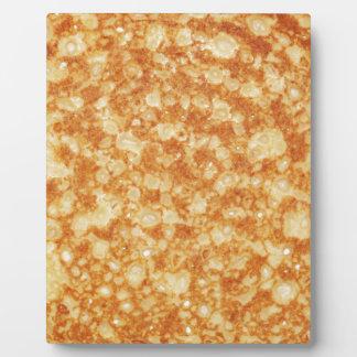 Happy Pancake Day! Plaque