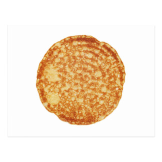 Happy Pancake Day! Postcard