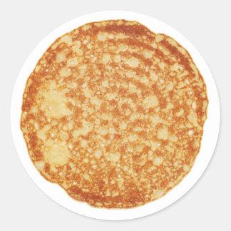 Happy Pancake Day! Round Sticker