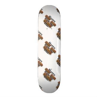 Happy Pancake Day Skate Board Deck