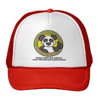 Happy Panda Hat