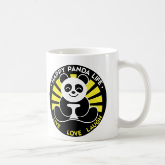 Happy Panda Life Sunshine Coffee Mug