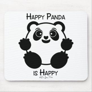 Happy Panda Mouse Pad
