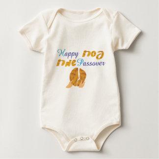 Happy Passover Baby Bodysuit