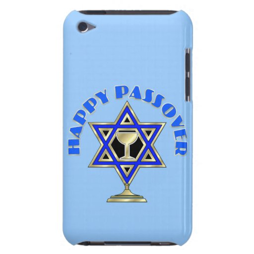 Happy Passover iPod Touch Covers