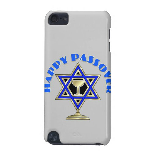 Happy Passover iPod Touch 5G Case