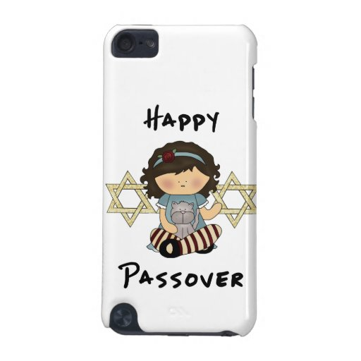 Happy Passover Girl iPod Touch (5th Generation) Cover