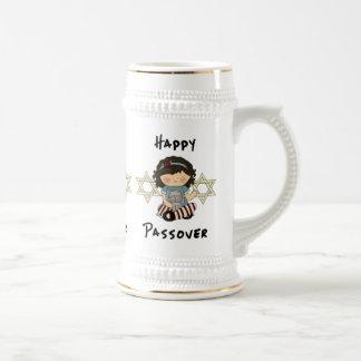 Happy Passover Girl Mugs
